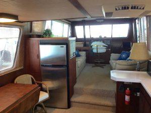 boat galley