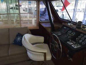 boat inside helm