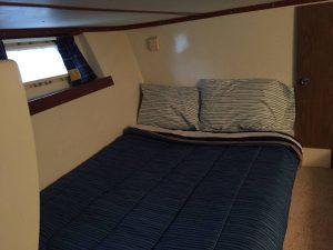boat sleeping area 2