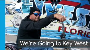 We're Going to Key West (but not by boat)