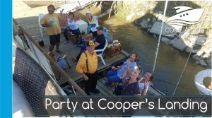 Party at Cooper's Landing!